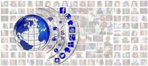 ניהול פרויקטים בעזרת תקשורת - וקטור סימני מדיה חברתית לניהול פרוייקטים